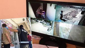Ankarada şok baskın tek tek gözaltına alındılar