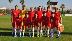 U19 Milli Takım aday kadrosu açıklandı