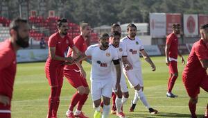 Cesar Grup Ümraniyespor 3-0 Eskişehirspor