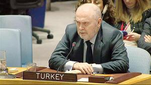 Türkiyeden BM Güvenlik Konseyine çağrı: BAEye hukuka uyma sorumluluğu hatırlatılsın