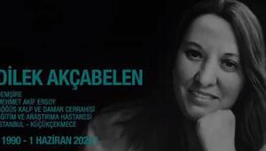 Son dakika haberi: Bakan Koca'dan hemşire Dilek Akçabelen paylaşımı