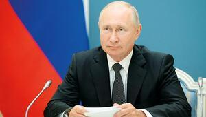 Putin destek için teşekkür etti