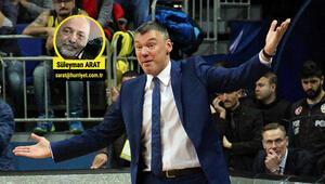 Fenerbahçenin Jasikevicius hesaplarını alt üst eden 3.4 saniye
