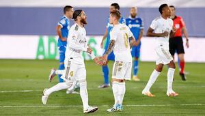 Real Madrid 1-0 Getafe | Maçın özeti ve golleri