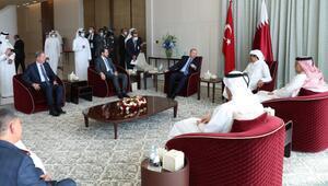Hazine ve Maliye Bakanı Berat Albayrak: Katar ziyaretinde verimli görüşmeler gerçekleştirdik