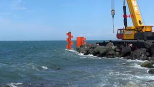 Karadenizin hırçın dalgalarından elektrik üretilecek