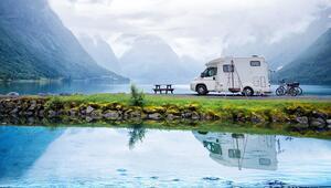 Otel bir yerde, karavan her yerde