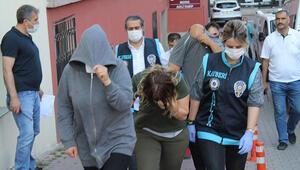 Kayseride fuhuş operasyonu: 3ü kadın 8 gözaltı