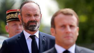 Son dakika haberi: Fransa Başbakanı Edouard Philippe istifa etti