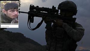 PKKya ağır darbe Gri listedeki bir terörist daha etkisiz hale getirildi...