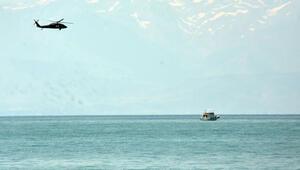 Son dakika... Vandaki batık tekne ile ilgili önemli gelişme Yer tespit edildi...