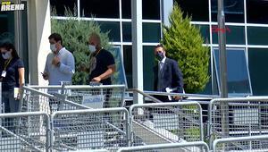 Fenerbahçe Kulübü Başkanı Ali Koç, müşteki sıfatıyla Silivriye geldi.