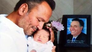 Ali Sunaldan duygulandıran paylaşım: Şimdi Narinin bana baba demesini bekliyorum