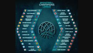 FIBA Şampiyonlar Ligine katılacak 44 takım açıklandı