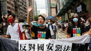 Hong Kong'da yeni güvenlik yasasının ardından Ulusal Güvenliği Koruma Komisyonu kurulacak