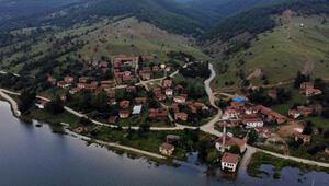 Osmanlının sular altındaki sessiz köyü turizme kazandırılacak