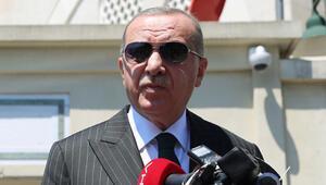 Son dakika haberler... Sakaryadaki patlama sonrasında Cumhurbaşkanı Erdoğandan ilk açıklama