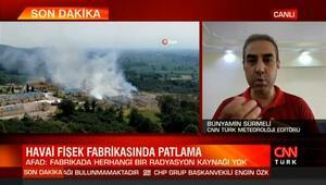 CNN TÜRK Meteoroloji Editörü den önemli açıklamalar