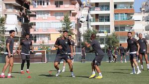 Aytemiz Alanyaspor, MKE Ankaragücü maçına hazır