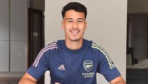 Arsenal, Gabriel Martinelli ile sözleşme yeniledi