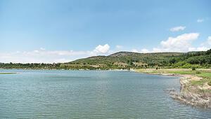 Doğa harikası Kazdağları'nda bulunan Bayramiç Barajı zehrinden arındı