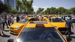 Taksicilerden levha tepkisi