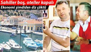 Yunan Adaları Türkleri mumla arıyor; neredesin komşu