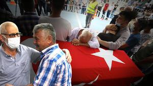 Son dakika... Hendekteki patlamada hayatını kaybetmişlerdi... Gözyaşlarına boğuldular...