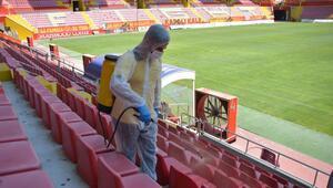Kadir Has Stadyumu, Beşiktaş maçına hazır