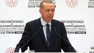 Son dakika haberler... Cumhurbaşkanı Erdoğan: Biz bir kaybedersek onların kaybı 10 olacaktır