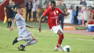 Antalyaspor 0-2 Başakşehir