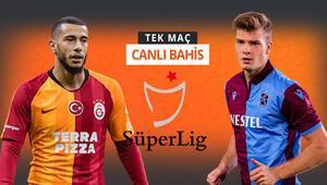 Galatasarayda 6 eksik, rakip Trabzonspor Öne çıkan iddaa tahmini ise...