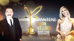 Pantene Altın Kelebek Ödüllerinin kazananları kimler oldu İşte Altın Kelebek Ödüllerini alan isimler