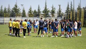 Ankaragücü, Göztepe maçı hazırlıklarına başladı