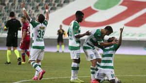 Bursaspor 1-0a abone oldu