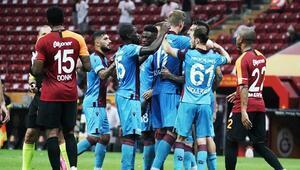 Galatasaray 1-3 Trabzonspor | Maçın özeti ve golleri