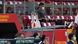 Galatasarayda Radamel Falcao 16. kez tribüne çıktı
