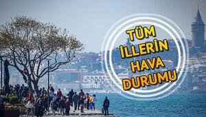 Bugün hava nasıl olacak 6 Temmuz İstanbul, Ankara, İzmir ve il il hava durumu tahminleri
