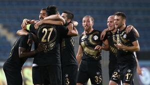 Osmanlıspor 8 maç sonra galibiyetle tanıştı