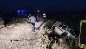 Konyada kamyonet, sulama kanalına devrildi: 2 Afgan öldü