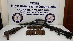 Şırnakta kaçakçılık operasyonu: 47 gözaltı