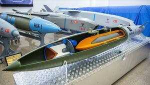 Yerli uçak bombası SARB-83 özellikleri nedir