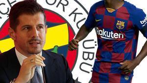 Son Dakika | Fenerbahçenin Barcelonadan gözdesi Moussa Wagueden sürpriz like