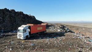 Diyarbakırın 25 yıldır süren çöp sorunu çözülüyor