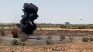 Son dakika haberi: Milli Savunma Bakanlığı duyurdu: Antitank mayınları imha edildi