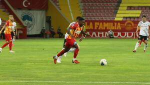 Kayserispor 3-1 Beşiktaş (Maçın özeti ve golleri)