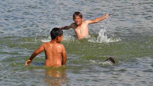 Kirli suda tehlikeli oyun