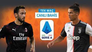 San Siroda Milanın konuğu Juventus Dev maçta Hakan Çalhanoğlu oynayacak mı