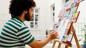 Agoralı Ferhat, Viyana Sanat Akademisinde resim eğitimi alacak