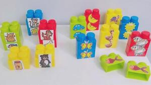 Çocukların hafızasını geliştiriyor: Eşleştirme oyunu
